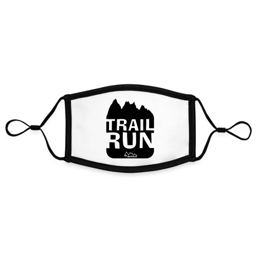 Trail Run - Kontrastmaske, einstellbar (Small)