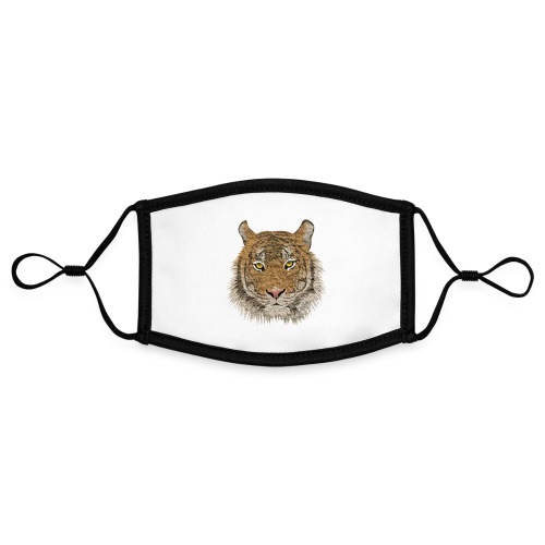 Tiger - Kontrastmaske, einstellbar (Small)