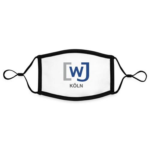 WJ Köln - Kontrastmaske, einstellbar (Small)