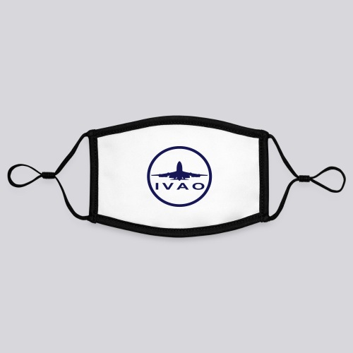 IVAO - Contrast mask, adjustable (small)
