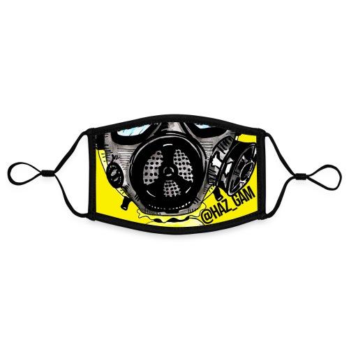 HAZARD_MASK - Contrast mask, adjustable (small)