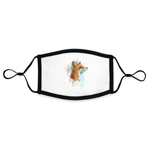 Happy the Fox - Kontrastmaske, einstellbar (Small)
