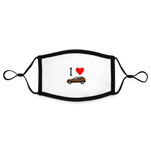 iloveduster - Kontrastmaske, einstellbar (Small)