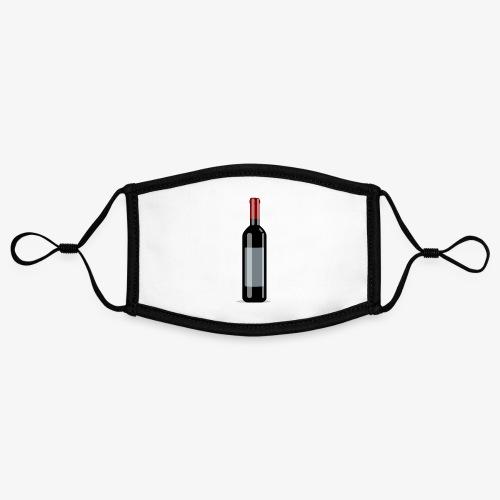 winejw - Kontrastowa maska, regulowana (rozmiar S)