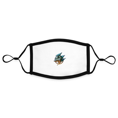 AZ GAMING WOLF - Contrast mask, adjustable (small)