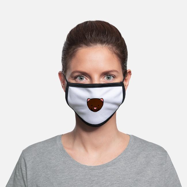 Mink Maske