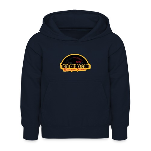 3Colour_Logo - Kids Hoodie