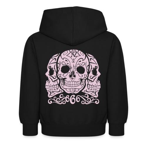 Skull Dia de los muertos - Sweat à capuche Enfant