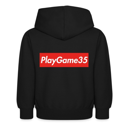 PlayGame35 - Felpa con cappuccio per bambini