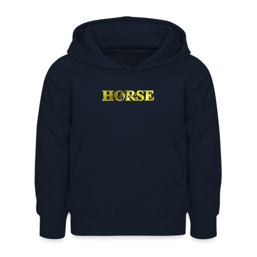 Horsegirl Reiten Pferde Geschenk - Kinder Hoodie
