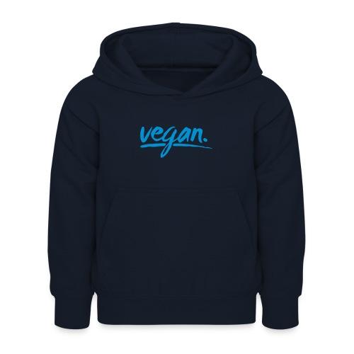 vegan - simply vegan ! - Kinder Hoodie