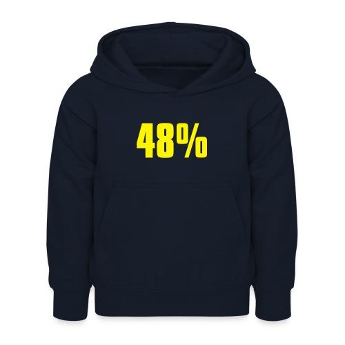 48% - Kids Hoodie