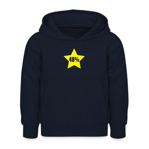 48% in Star - Kids Hoodie