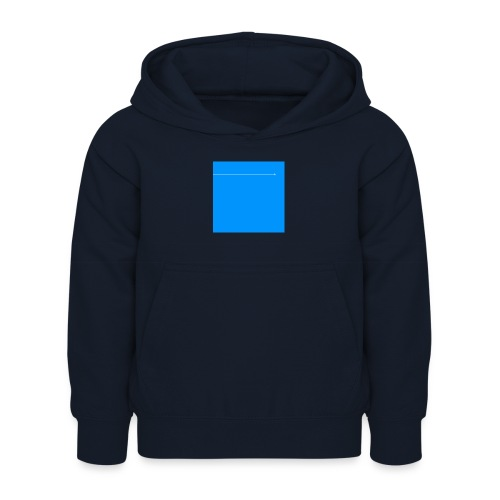 sklyline blue version - Sweat à capuche Enfant
