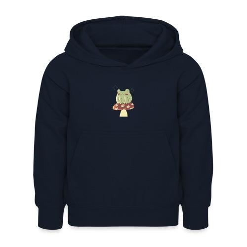 Sitting froggie - Sudadera con capucha para niños