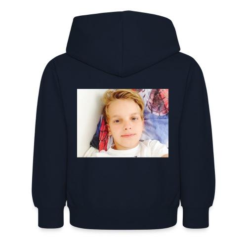 first design - Hoodie til børn