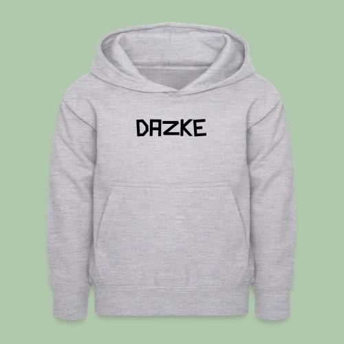 dazke_bunt - Kinder Hoodie