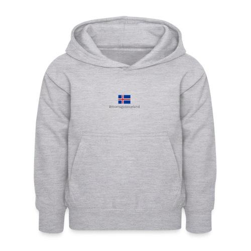 Iceland - Kids Hoodie