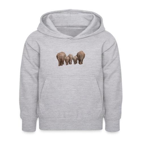 elephant 1049840 - Felpa con cappuccio per bambini