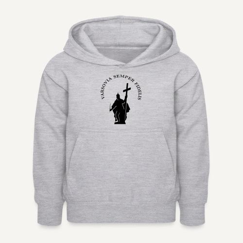 varsoviasf - Dziecięca bluza z kapturem