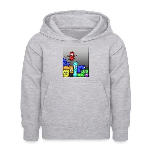hamstris_farbe - Kinder Hoodie