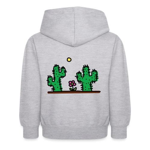 Cactus - Felpa con cappuccio per bambini