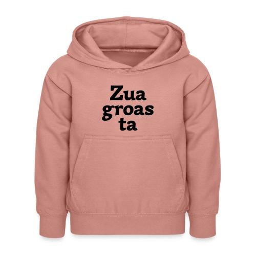 Zuagroasta - Kinder Hoodie
