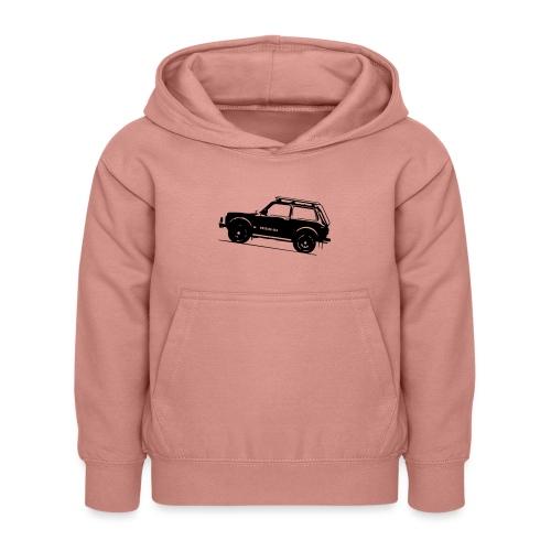Lada Niva 2121 Russin 4x4 - Kinder Hoodie