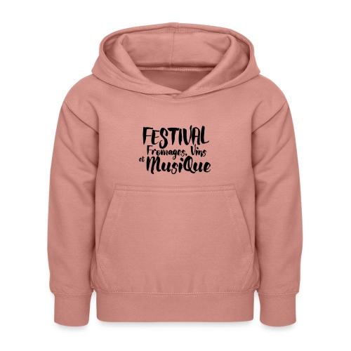 Festival FVM - Sweat à capuche Enfant