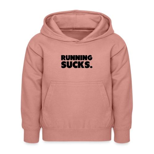 Running Sucks - Lasten huppari