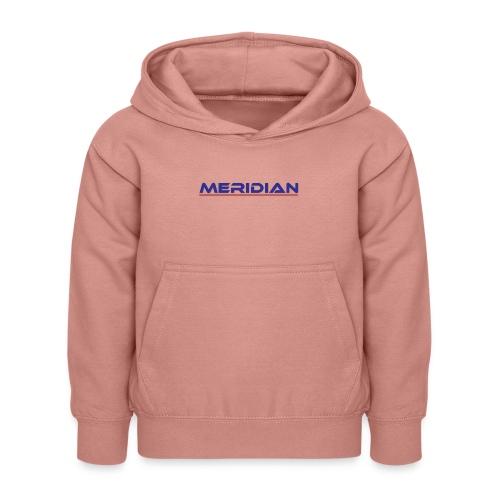 Meridian - Felpa con cappuccio per bambini