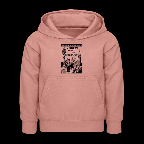 A Brew from the Fridge v2 - Kids Hoodie