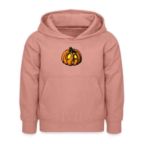 Pumpkin Halloween scribblesirii - Lasten huppari