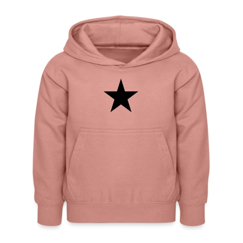 Ardrossan St.Pauli Black Star - Kids Hoodie