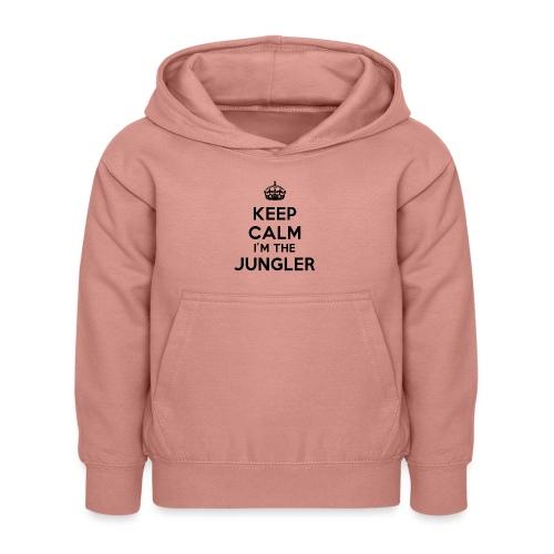 Keep calm I'm the Jungler - Sweat à capuche Enfant