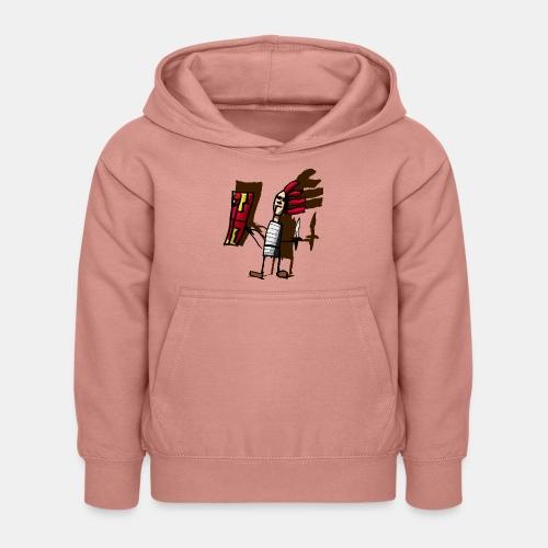 Romano color pantone - Sudadera con capucha para niños