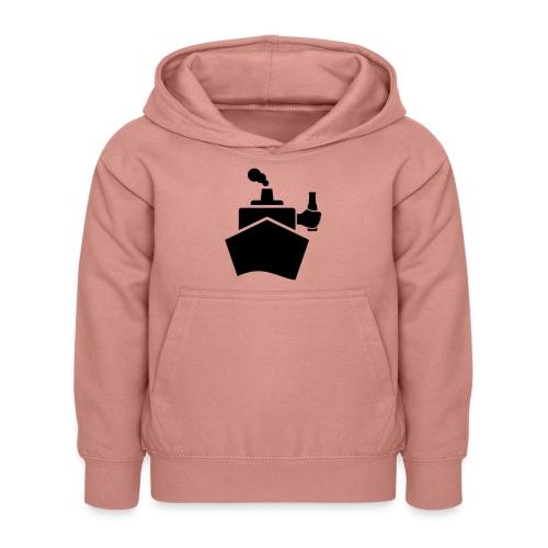 King of the boat - Kinder Hoodie