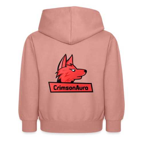 CrimsonAura Logo Merchandise - Kids Hoodie