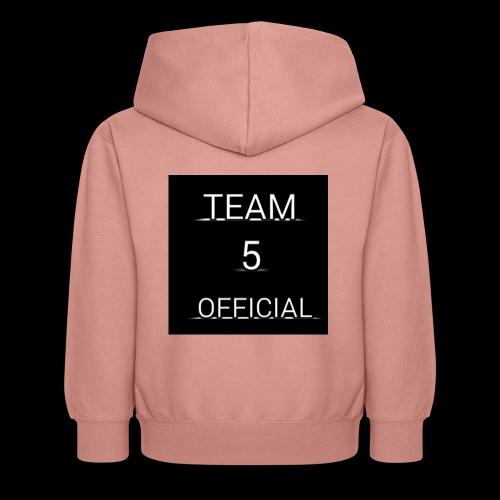 Team5 official 1st merchendise - Kids Hoodie