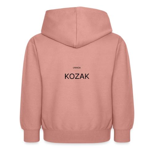 KOZAK - Dziecięca bluza z kapturem