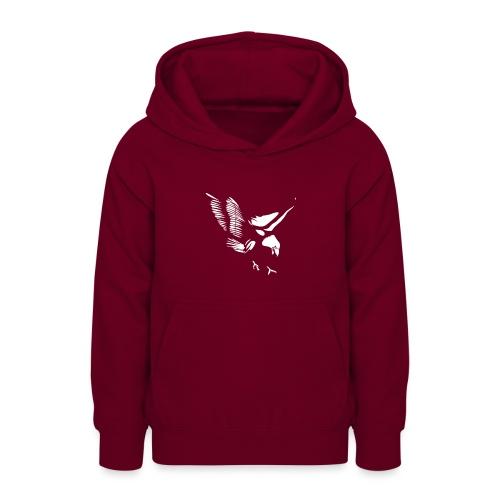 Aquila - Felpa con cappuccio per teenager