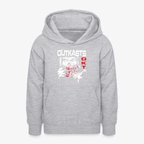 Outkasts Scum OKT Front - Teen Hoodie