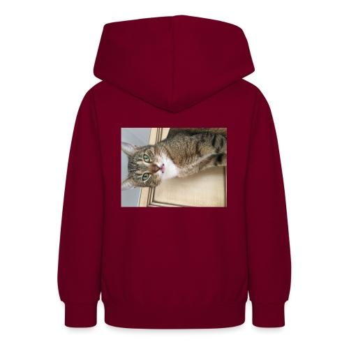 Kotek - Młodzieżowa bluza z kapturem