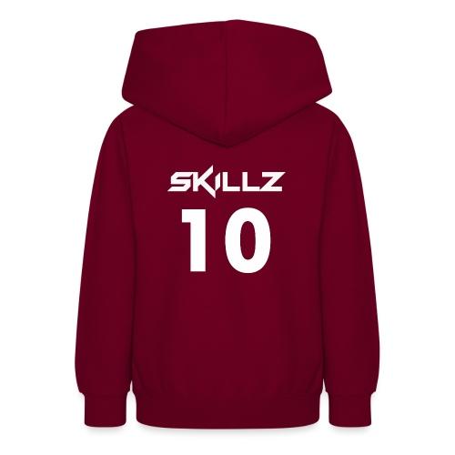 number ten hoodies - Teen Hoodie