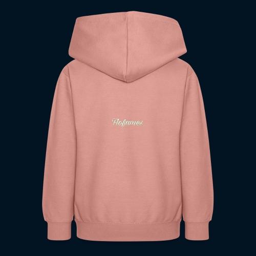 camicia di flofames - Felpa con cappuccio per teenager