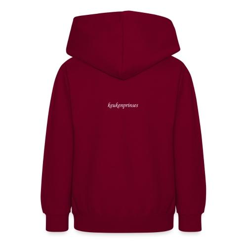 Keukenprinses1 - Teenager hoodie