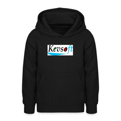 Kevsoft - Teen Hoodie