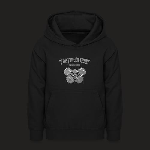 skull - Teen Hoodie