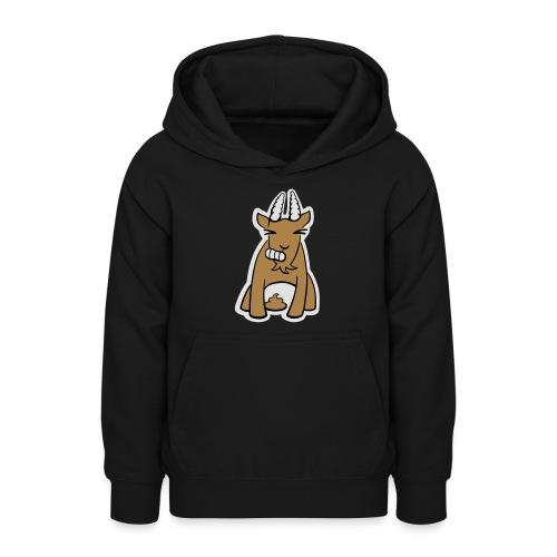 Scheissbock - Teenager Hoodie