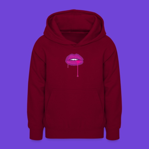 Purple Kiss - Felpa con cappuccio per teenager
